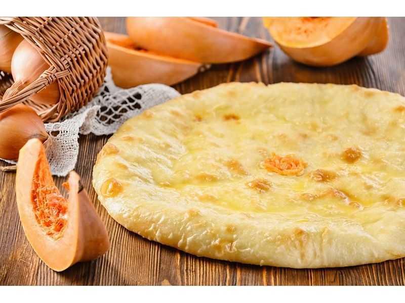 Тыква рецепты приготовления пирогов с